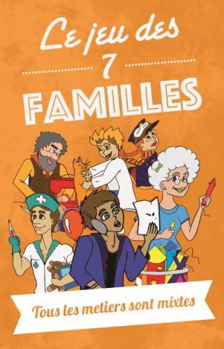 Jeu De 7 Familles Couverture